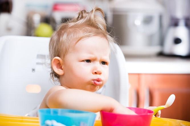 Особенности выбора детского питания