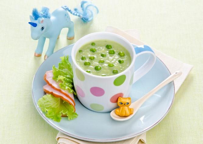 крем-суп малышу