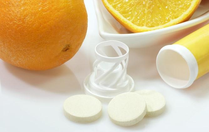 апельсины и шипусие таблетки