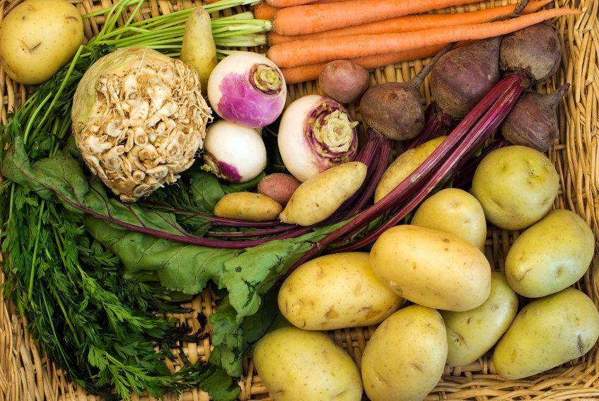 овощи для детей с калием