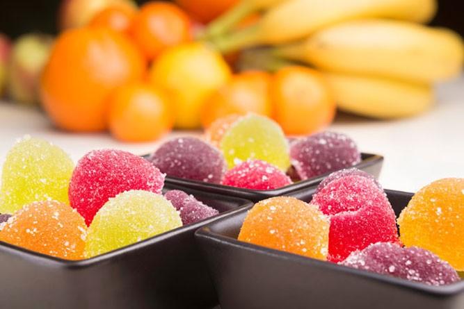 фруктовый мармелад на пектине