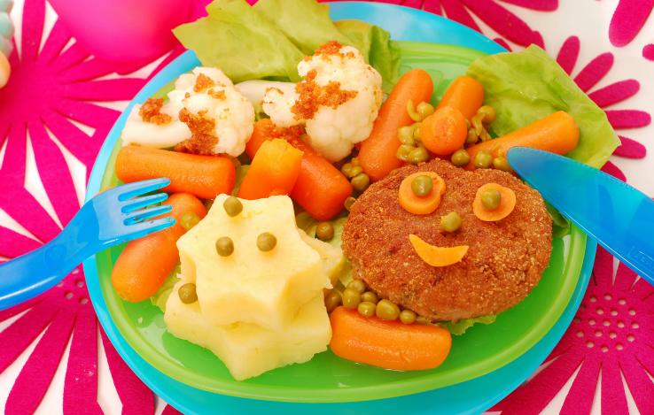 овощные блюда для детей