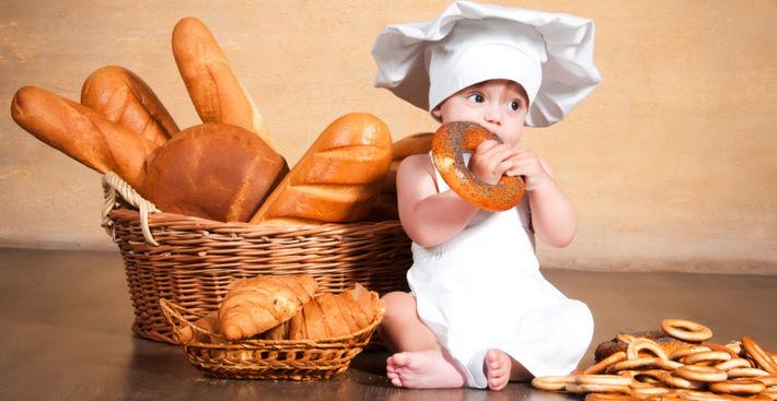 какой хлеб ребенку